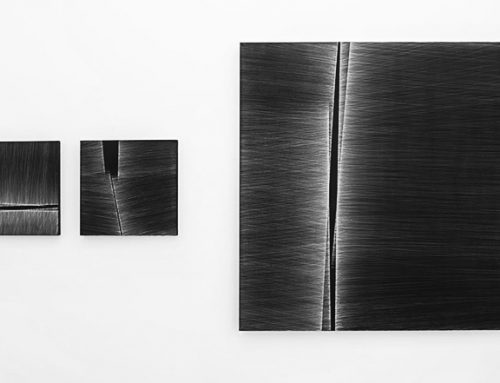 Am Rande der Geometrie – Galerie Lindner Wien
