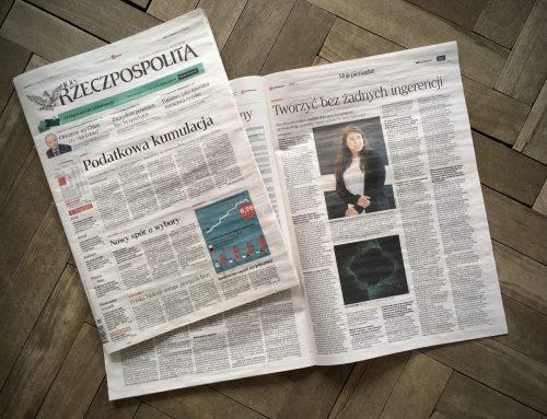 Rzeczpospolita – Kompas Sztuki 2020